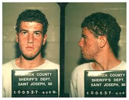 James Frey Mug Shot Berrien