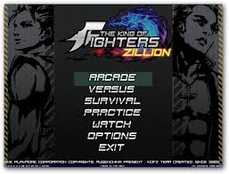 Download BAIXAR GAME The King Of Fighters Zillion 2010   KOFZ MK3 UP4  PC
