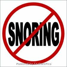 توقف الشخير؟ stop snoring