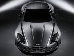 2010 Aston Martin One-77 Concept