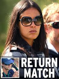 Ana Ivanovic, Adam Scott