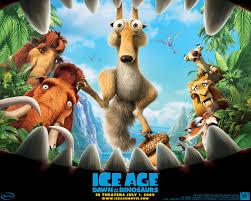 فيلم كارتون عصر الجليد Ice Age 3 مدبلج عربي