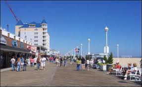 BOARDWALK OCEAN CITY MD SEPT