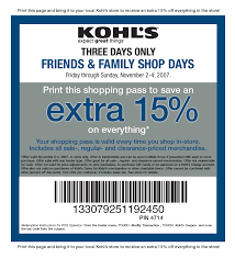 Kohls Coupons - Savings.com
