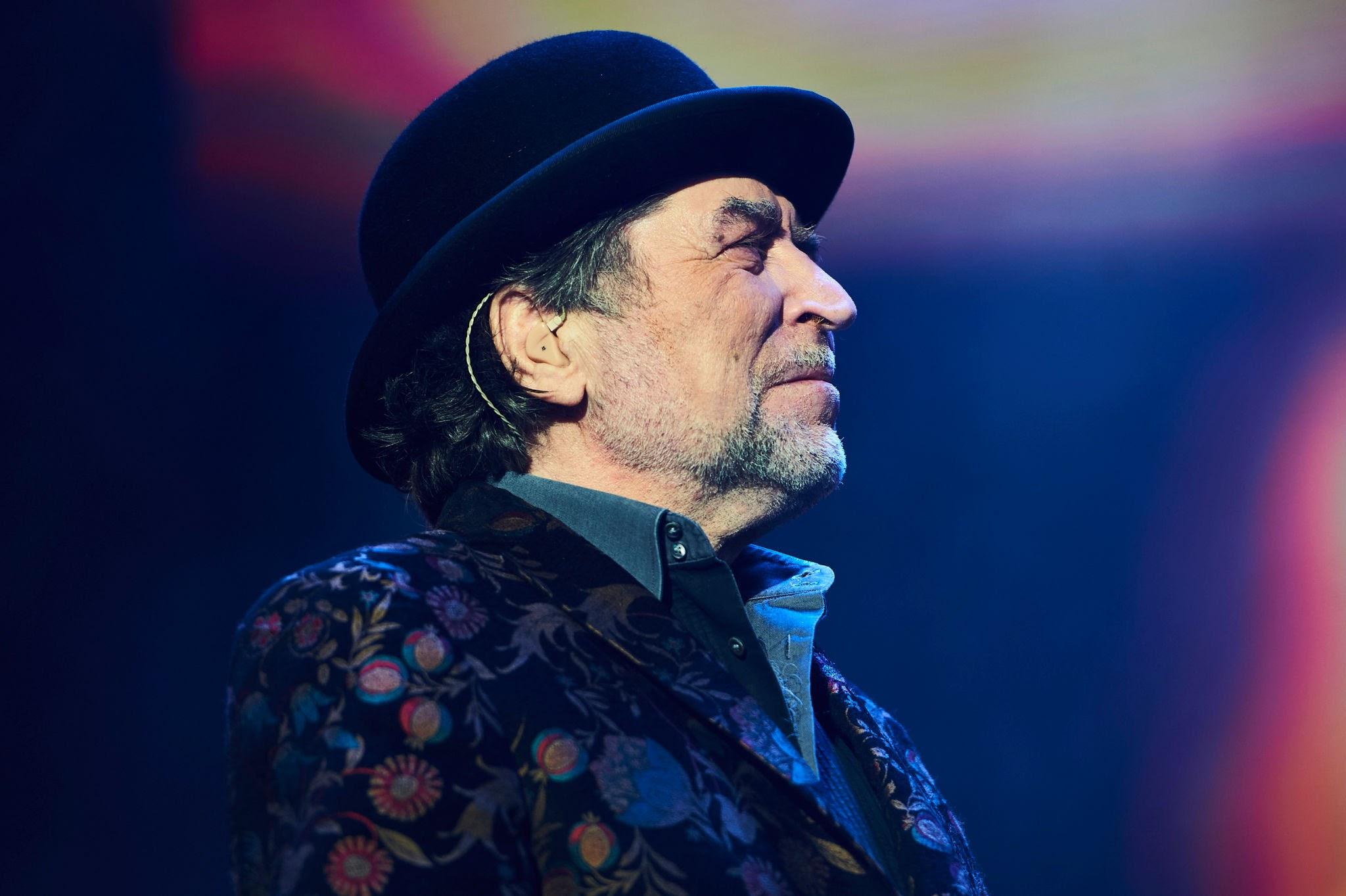 A los 72 años fallece el cantautor Joaquin Sabina