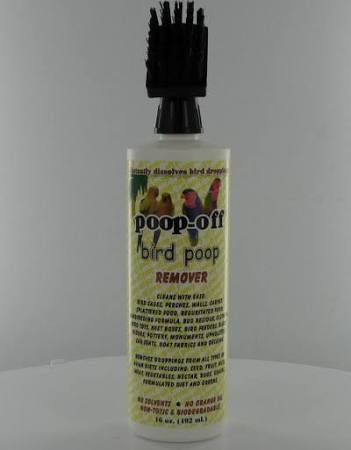 Poop-Off Poop-Off Bird 16 oz.