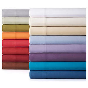 Shavel Micro Flannel Sheet Set Color Chocolate