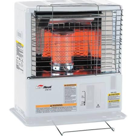 Sengoku/Heat Mate HMN110 Kerosene Heater-KEROSENE