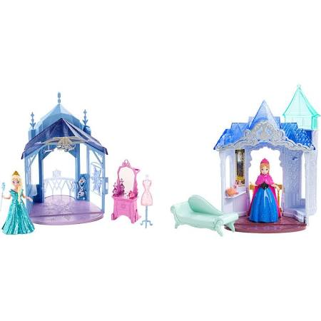 Disney Frozen Small Doll Anna and Palace