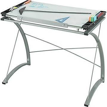 Safco 3966TG Xpressions Drafting Table