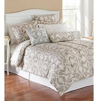 Barbara Barry Poetical Queen Comforter