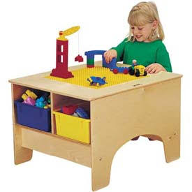 Jonti Craft KYDZ Building Table LEGO Compatible