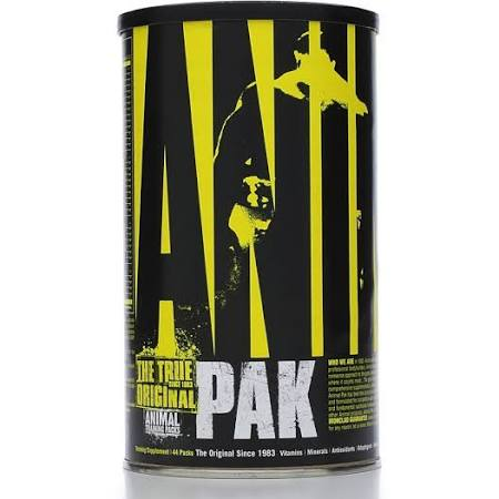 Universal UNIVANPK0044PK Animal Pak 44ct