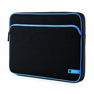 HP 16 Stream Laptop Sleeve Black/Blue