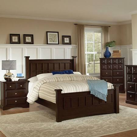 Coaster Furniture Harbor Collection King
