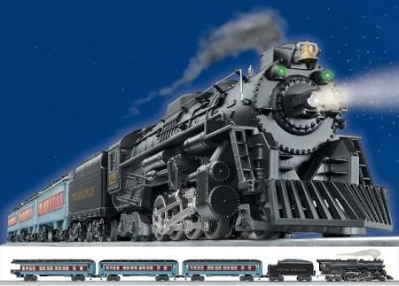 Lionel 6-31960 Polar Express Train Set