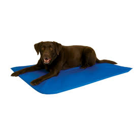 KH Pet Products Cool Bed III Large Blue