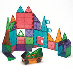 Magna-Tiles Magnetic Geometric Shapes