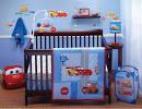 disney baby crib bedding set cars little racer 4 piece