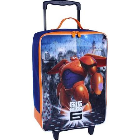Disney Big Hero 6 Soft Sided Rolling Luggage