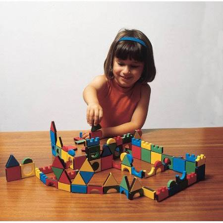 Edushape 977081 Magic Shapes 81 pieces