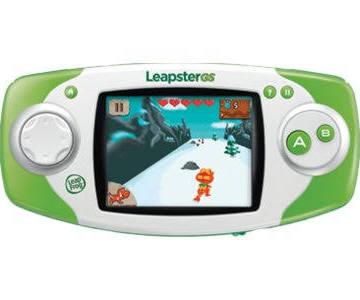 LeapFrog Leapster GS - 2 GB - Green
