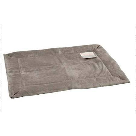 KH Mfg Self-Warming Gray Dog Crate Pad