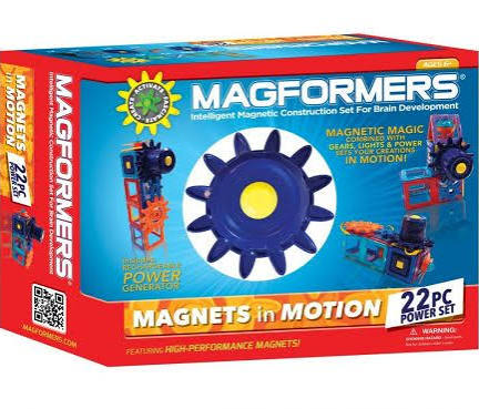 Magnets 'N Motion Small Power Set