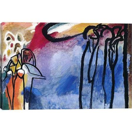 'Improvisation 19 II' by Wassily Kandinsky