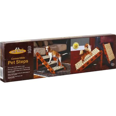 Pet Store Pet Steps Convertible 3-Step