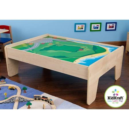 KidKraft Train Table in Natural