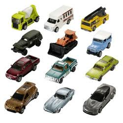 Matchbox Car Collection Colors/Styles