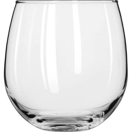 Libbey Stemless Wine Glass 17 oz - 12