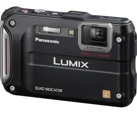 Panasonic Lumix DMC-TS4 12.1 MP Digital