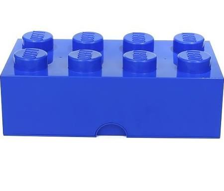 LEGO Storage Brick Blue