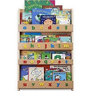 Tidy Books Kid's Bookcase Color Natural