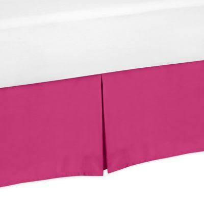 Sweet Jojo Designs Bed Skirt Size Twin