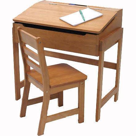 Art Desk and Chair Lipper 25