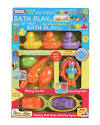 DELUXE BABY BATH TOYS - FLOATING DUCKS - BOATS AND MORE