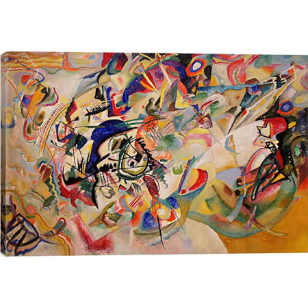 iCanvas Wassily Kandinsky 'Composition