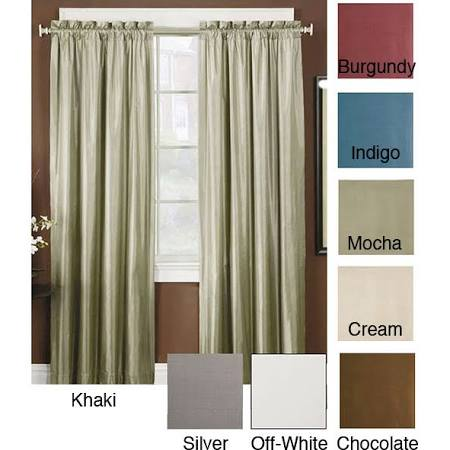 Thermatec Thermal Backed Iridescent Curtain