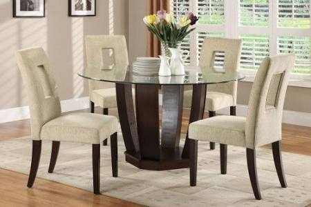 West Palm I Side Dining Chair Upholstered