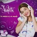Violetta - La Música Es Mi Mundo (Cd + Dvd)