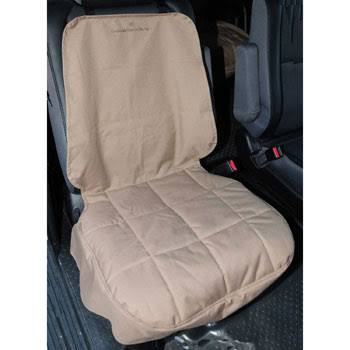 PetEgo Front Car Seat Pet Protector Tan