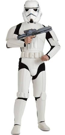 star wars stormtrooper adult dlx men halloween