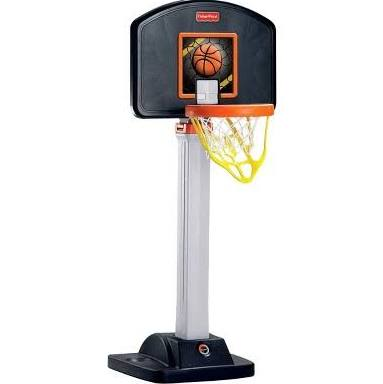 Fisher Price I Can Play Adjustable Basketball