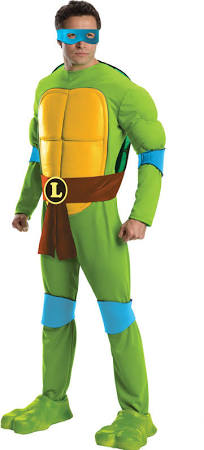 Deluxe Teenage Mutant Ninja Turtles Leonardo
