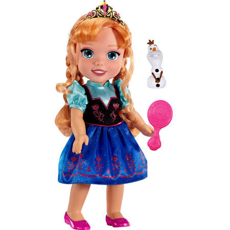 Tolly Tots Disney Frozen Princess Anna