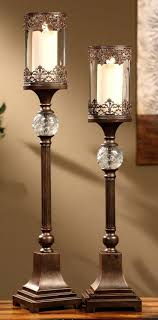 Crestview Collection Regency Bronze Pillar
