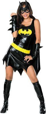 Teen Girls Batgirl Costume - Batman -